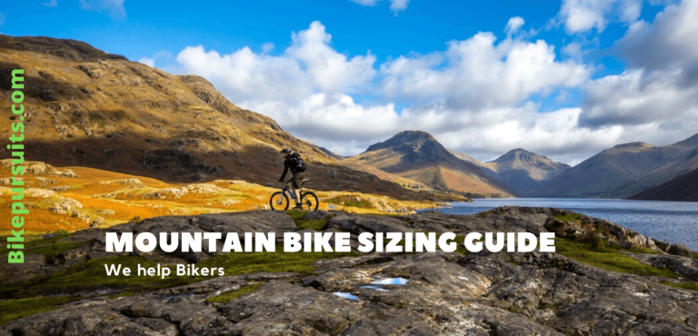 Mountain Bike Size Chart