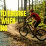 HOW TO ENGAGE CORE WHEN CYCLING